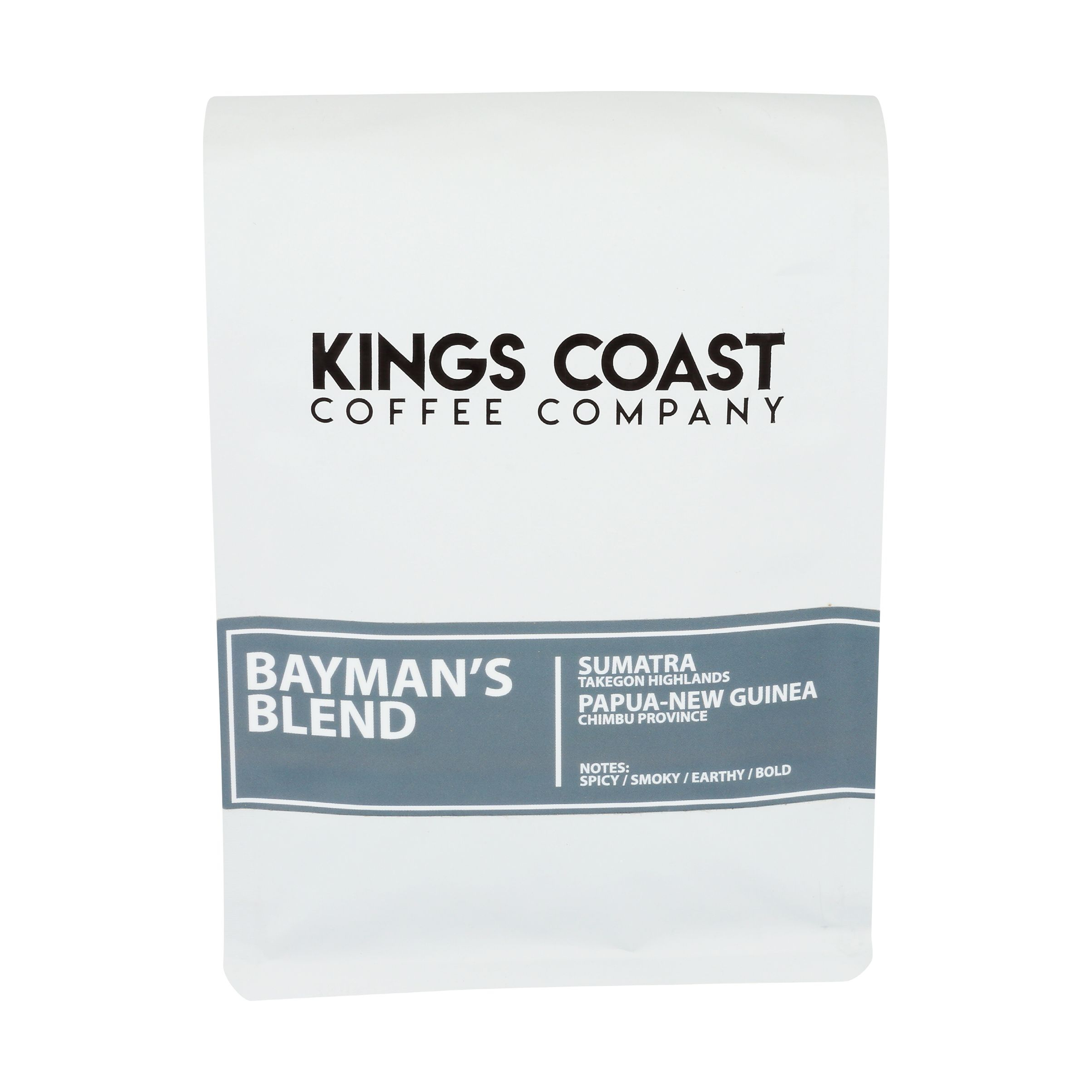 Baymans Blend Blend Of Papua New Guinea And Sumatra Coffee